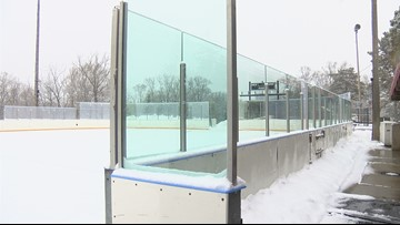 Beat cabin fever this winter by visiting Ottawa Park Ice Rink