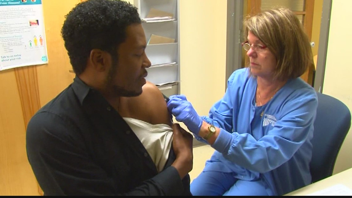 Local health experts urge people to get their flu shots early