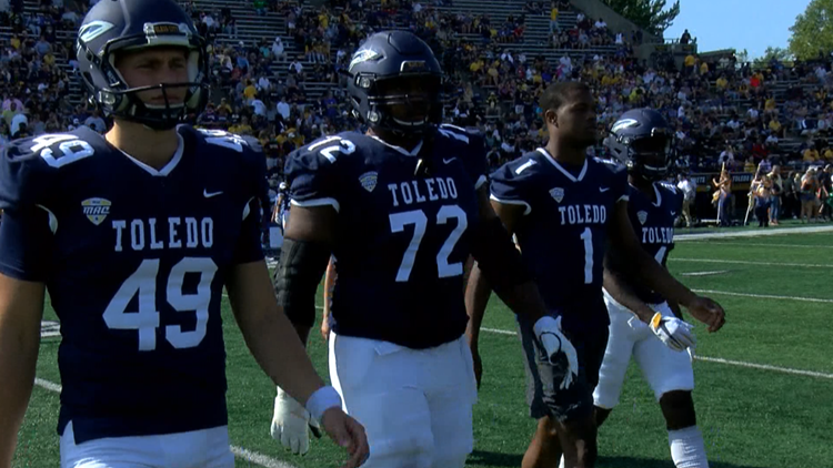 Toledo football looking to rebound from loss to Colorado State