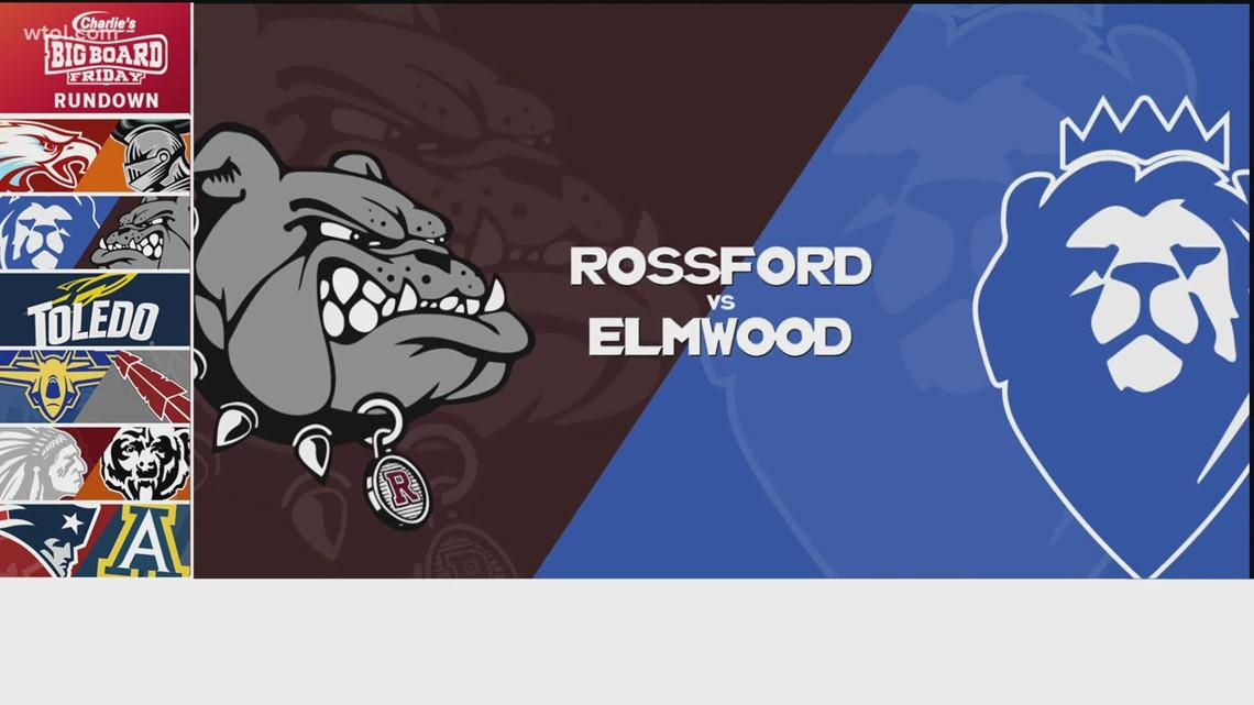 Big Board Friday Week 10: Rossford vs. Elmwood