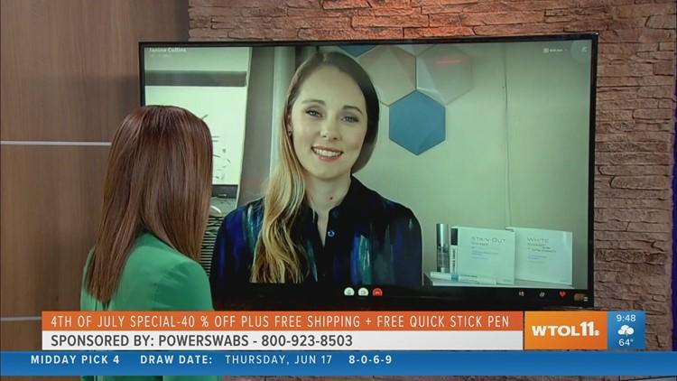Powerswabs July 4 sale