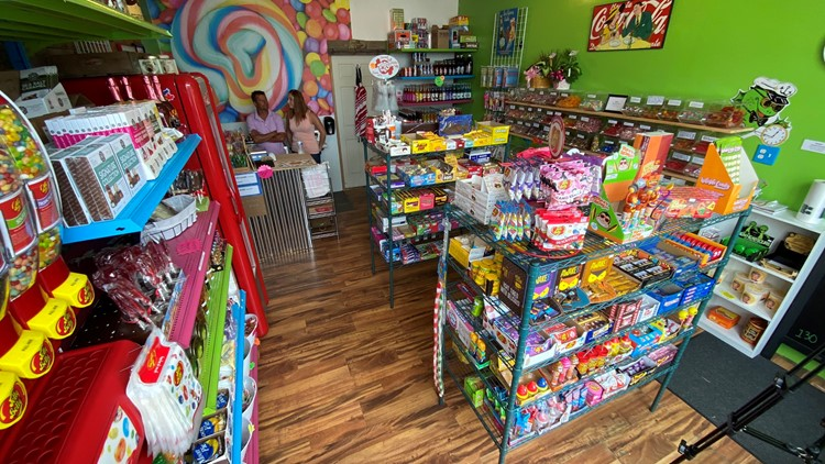 Port Clinton Candy Company offers a sweet retreat for young and old