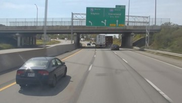 Southbound I-75 at I-280 opens ahead of schedule
