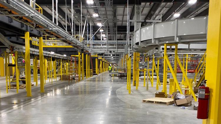 Amazon looking to hire more than 1,000 full-time positions for Rossford operations center