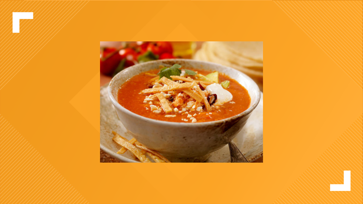 Your Day Recipes: Super Bowl Tortilla Soup