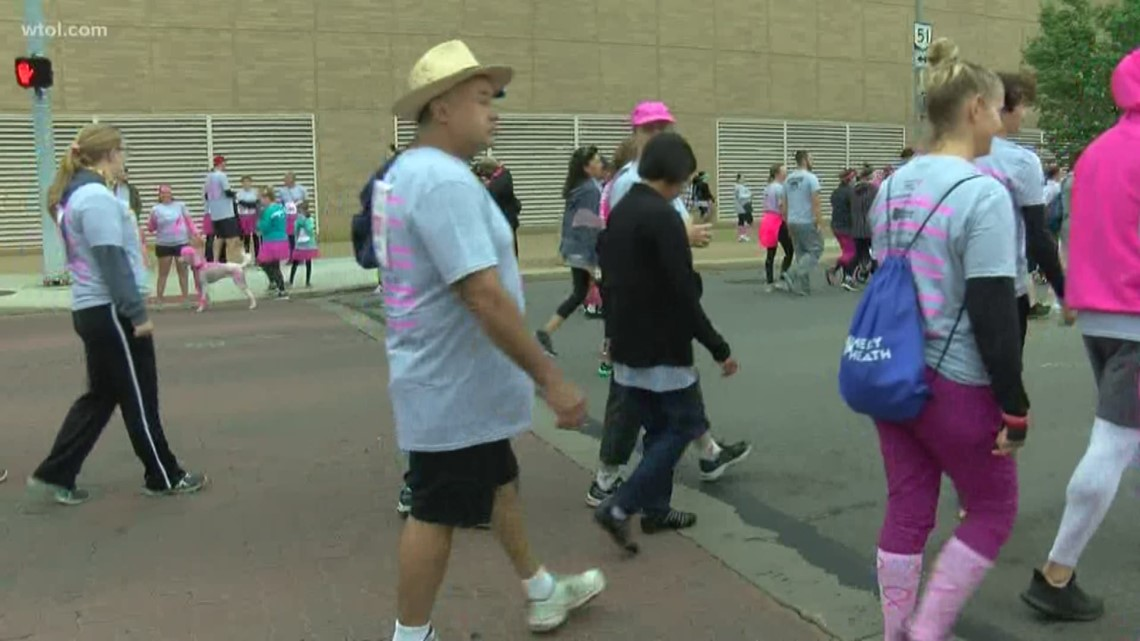 Komen Race for the Cure races still going on
