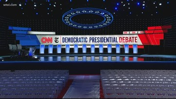 4th Democratic Primary debate takes stage in Ohio tonight