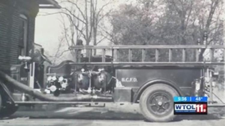 Bascom fire engine