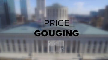 11 Investigates: Ohio consumers lacking adequate protection from price gougers