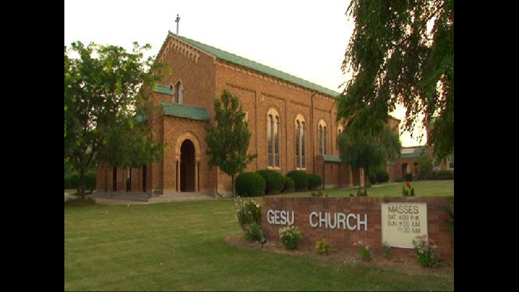 Gesu Catholic Church reports funds missing to FBI