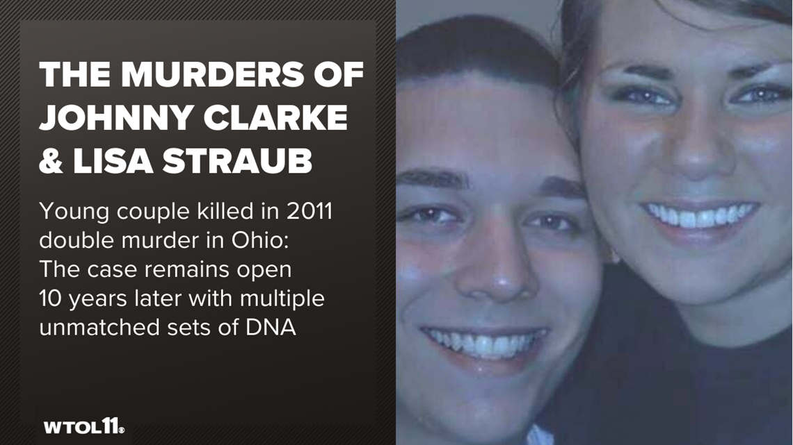 2011 murder of Johnny Clarke and Lisa Straub remains an open case with likely multiple killers still walking around free