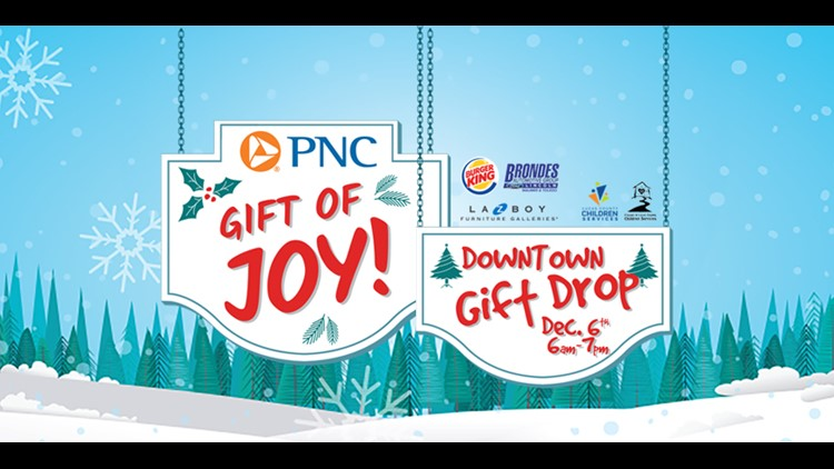 PNC Gift of Joy: Brighten a child's holiday with a new toy donation