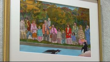 Mazza Museum opens gallery at Toledo Zoo