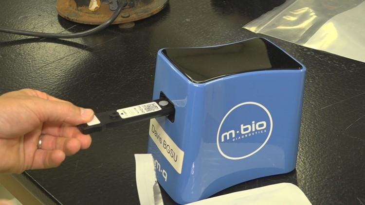 BGSU receives grant to get algae toxin monitoring devices