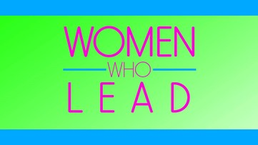 Kick off National Women's History Month with a celebration of women who lead