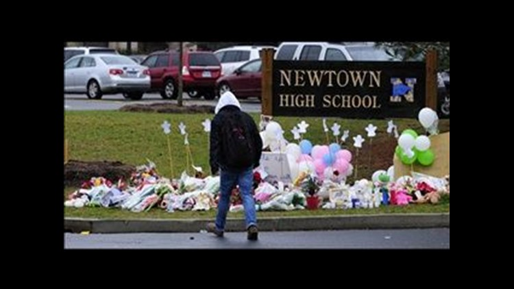 Local community plans gift for Newtown