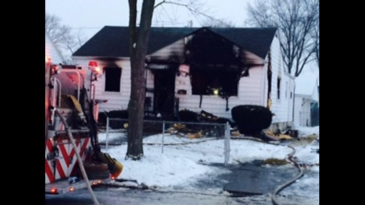 Elderly woman dies in west Toledo house fire; crews investigating