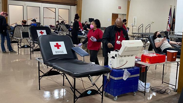 Blood donation opportunities in NW Ohio, SE Mich. this February