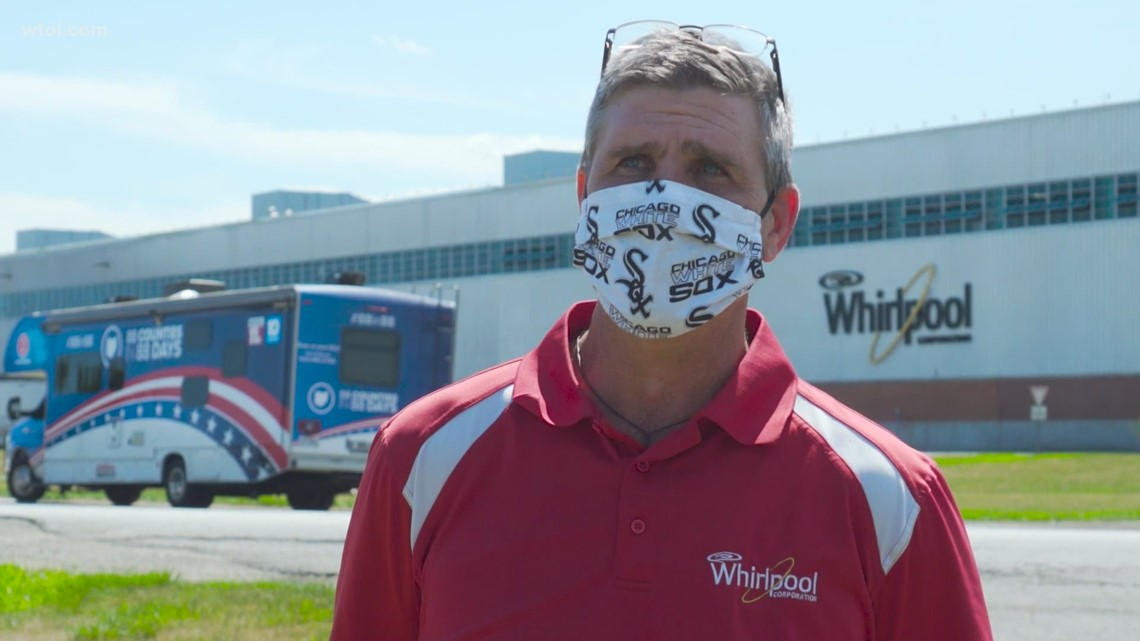 88 Counties in 88 Days: Sandusky County, where working at Whirlpool is a family tradition