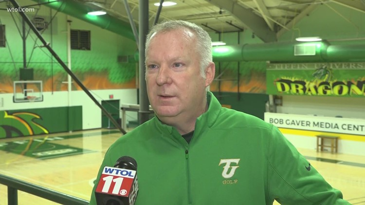 Tiffin University athletic director named top AD in NCAA D-II