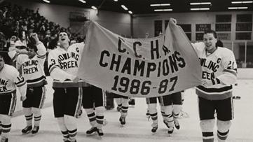 BGSU Hockey to play in revitalized CCHA in 2021-22