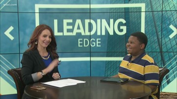 Nov. 17: Leading Edge with Jerry Anderson — Guest Jaden Jefferson