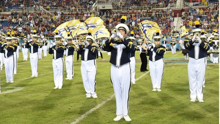 University of Toledo Marching Band