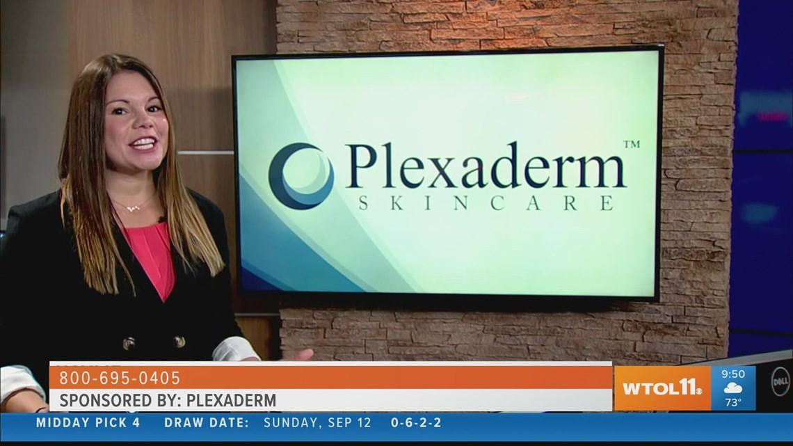 Plexaderm Skincare offers serums to make a difference