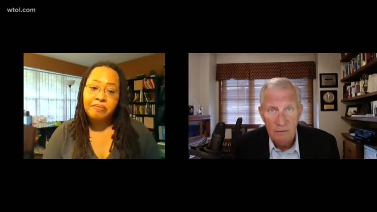 Dr. Montia Mungo Associate Professor of Sociology, University of Toledo | Leading Edge July 18