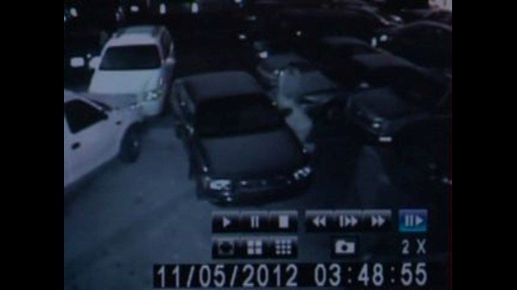 2 suspects sought for stealing catalytic converters