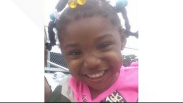 3-Year-old Kamille 'Cupcake' McKinney Still Missing After Police Swarm Alabama Apartment Complex