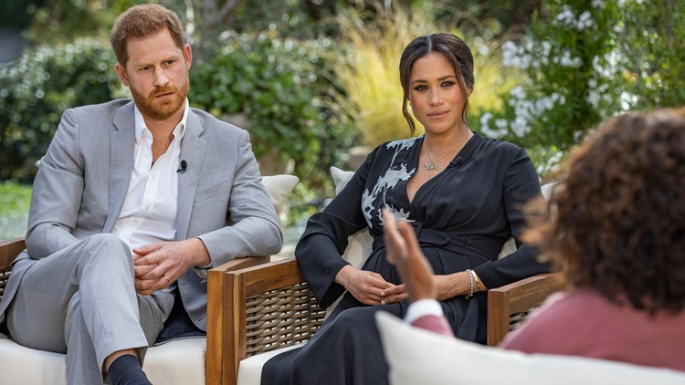 Meghan describes anguish about hurtful discussions about son's skin color