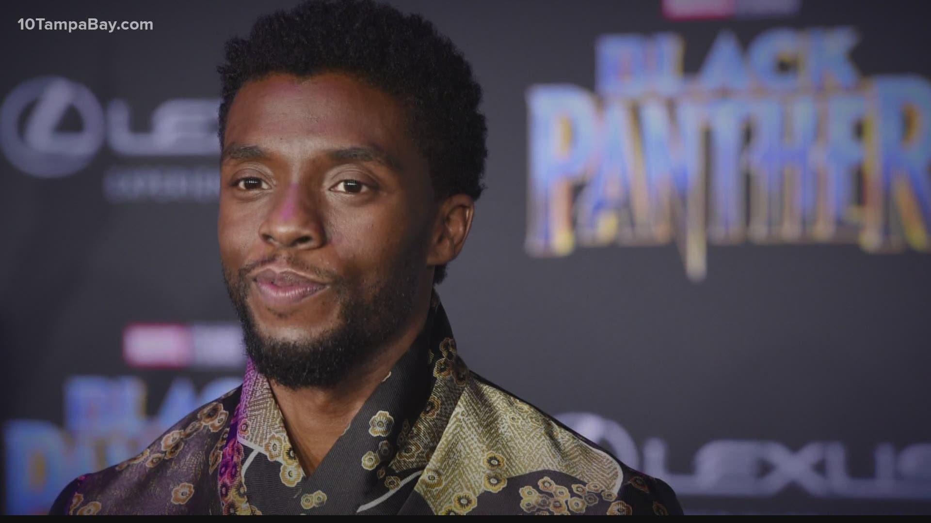 Avengers Stars Mourn Death Of Black Panther Chadwick Boseman Wtol Com
