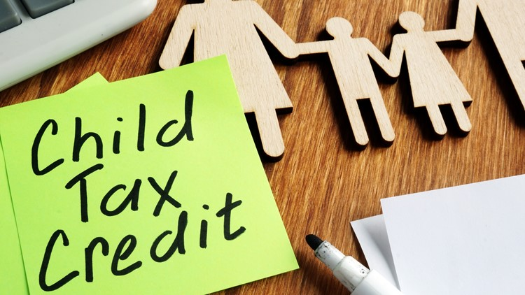 Coronavirus relief package providing advanced child tax credit payments
