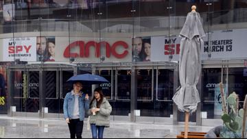 Movie theater chain AMC warns it may not survive the pandemic