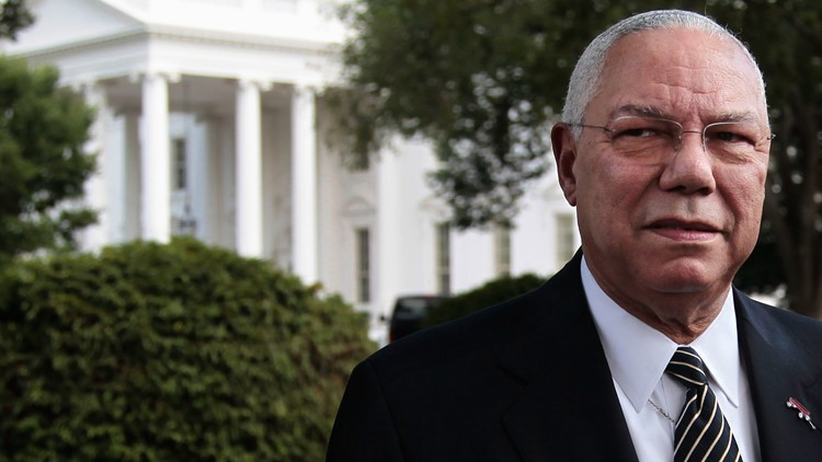 Ohio politicians react to death of Colin Powell