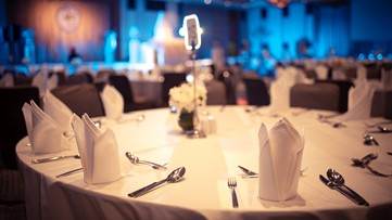 Ohio catering centers and banquet halls can open in June