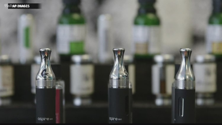 Health groups question lack of action on vape flavor bans