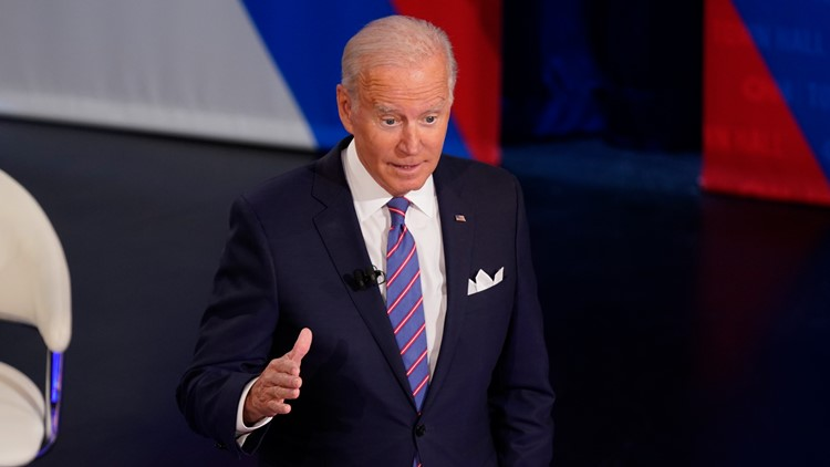 Democrats edge closer to deal on Biden's $2T plan