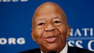 Obamas 'heartbroken' by Elijah Cummings' death; Trump offers condolences