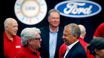Deal gives Ford workers $9K signing bonus; plant will close