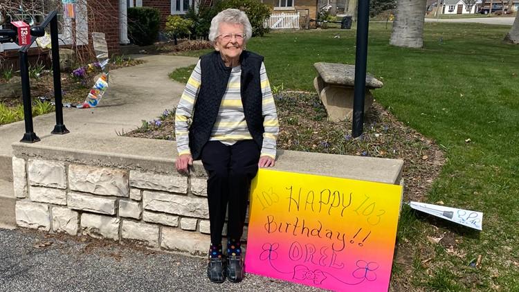 Michigan woman who lived through 1918 flu pandemic will turn 103 during coronavirus
