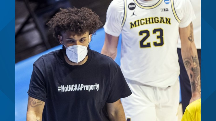 NCAA president agrees to meet protesting players after March Madness