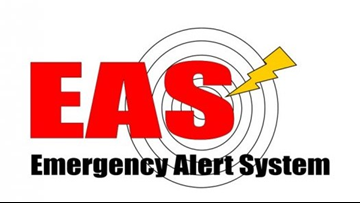 Nationwide test of Emergency Alert System set for 2:20 p.m. today