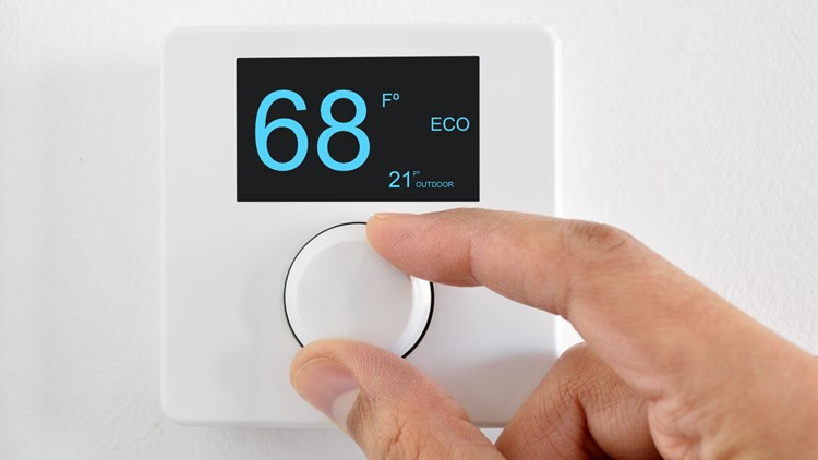 Utility company recommends keeping your thermostat at 58 degrees while you sleep during extreme cold
