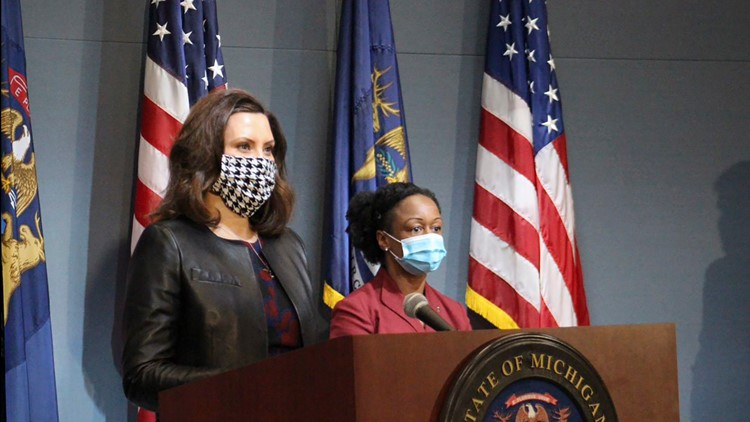 Whitmer lifts mask requirement for fully vaccinated in Michigan