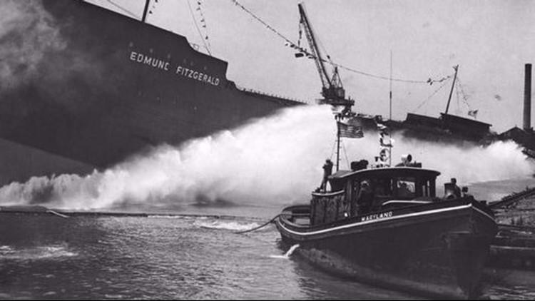 SS Edmund Fitzgerald