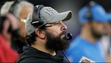 Lions coach Matt Patricia fires 6 staff members