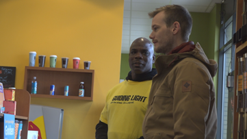 Michigan men buy coffee for strangers in honor of Random Acts of Kindness Day