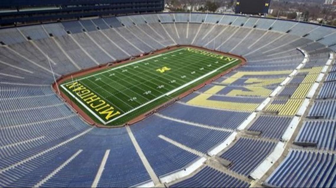 University of Michigan: 2020 football tickets will not be ...